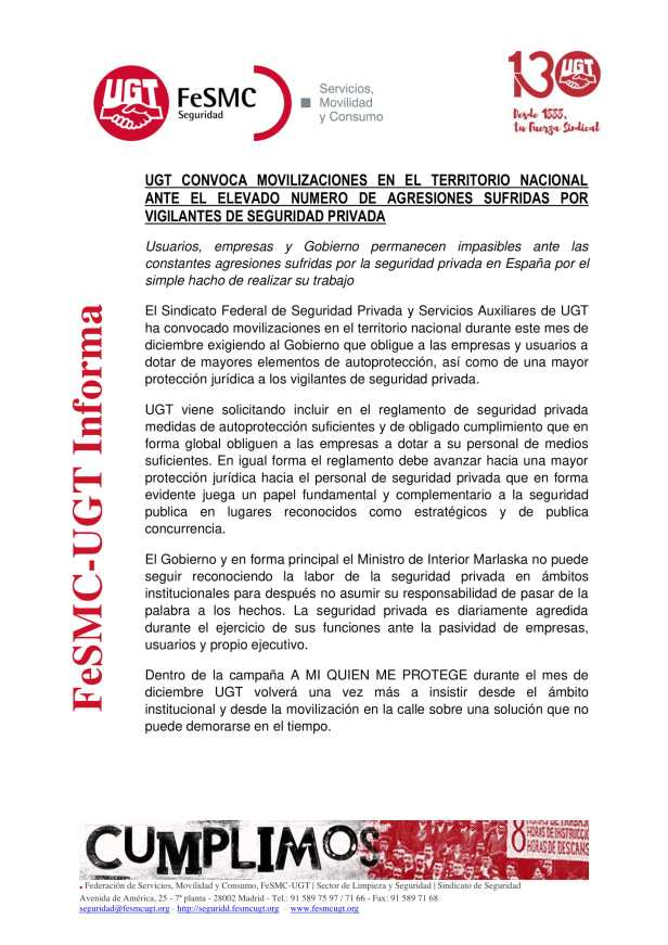 UGT Movilizaciones Seguridad Privada-1